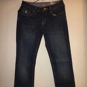 kid gap jeans size 10 regular